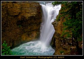 Crescent Falls 4 by KSPhotographic