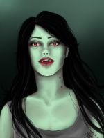 Marceline The Vampire Queen by spl3nd0ra