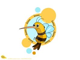 Humming Bee by SurrealisticPillow88