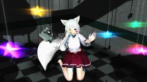 MMD The Mangle by ArcticWolfOfficial