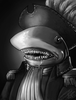 Captain Shark by Lord-Giovanni