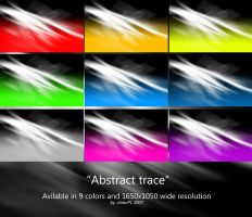 Abstract Trace by sliderPL
