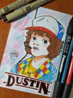 Day 301 Dustin by TomatoStyles