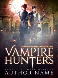 Vampire Hunters by FantasiaCovers