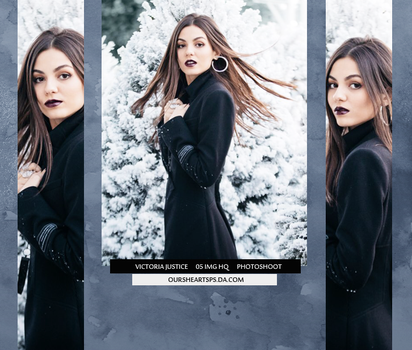 Victoria Justice | Photopack #14 by oursheartsps