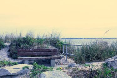 Bench for two by gjheitz