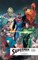 ACTION COMICS Tome 4 by DCTrad