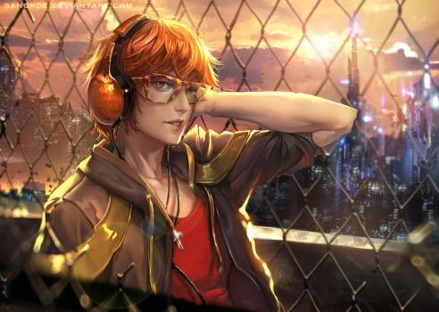 :: Mystic Messenger :: by Sangrde