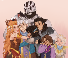 Family by pixelllls