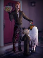Creepypasta: Trick or Treat by SatiricalKat