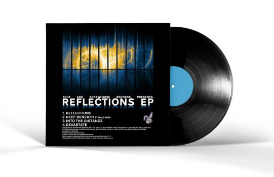 Back 50 HZ Reflections EP by cps90