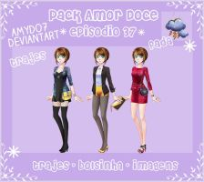 Pack Amor Doce - Episodio 37 // AmyDo7 by AmyDo7