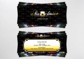 Aixclusive Party by homeaffairs