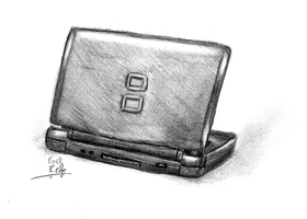 Nintendo DS by Erikku8