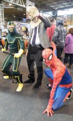 MCM Birmingham Expo 2014 Mixed Group by Shadowland13