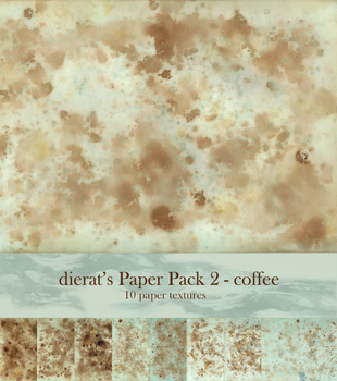 Paper Pack 2 by dierat