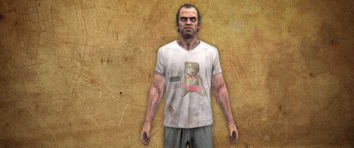 Trevor Philips 2 by StArL0rd84