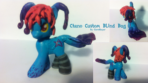 Cteno Blind Bag by ClaveSlayer
