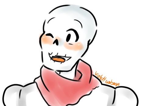Papyrus by ViolettGarbage