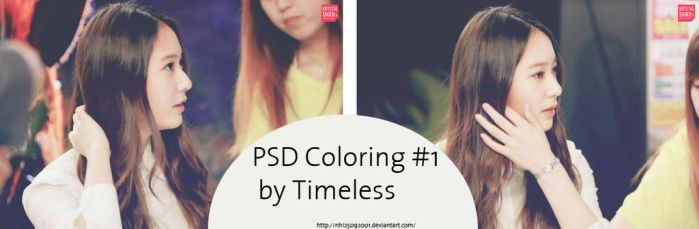 [231213] PSD #1 by Timeless by Nhi25092001