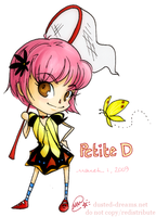 ACWW: Springtime for Petite D by suzanami