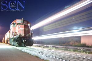 Night on the Soo by Magnatron