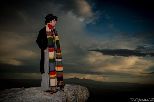 Introducing the Fourth Doctor by JZLobo