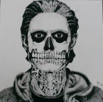 Tate Langdon by Mookidek