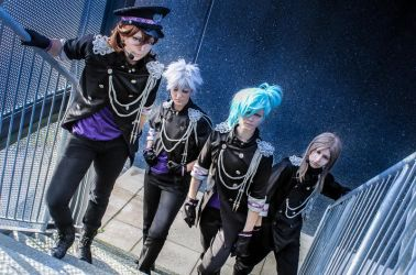 Quartet Night - Ready to Performes by ShadowFox-Cosplay