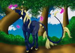 Quirlicorn Spring 2019 Solstice: HOW DARE YOU! by Revan-Dawnstar