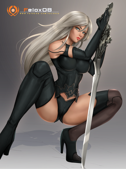 A2 - Ready for Action by Felox08
