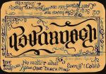 Papa Roach Ambigram by DarkoJuan