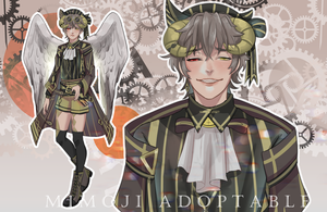 (Closed) Adoptable Auction #wings by mimojiX