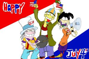 Happy 4th of July by vaness96