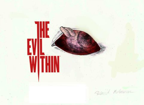 The Evil Within (Official Fanart Cover) by TheBPhantomKing