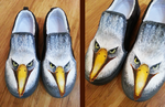 Eagle Shoes by Masae