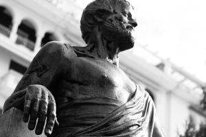 Aristotle by xuniap