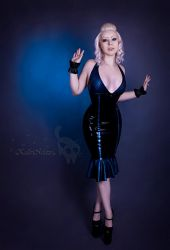 Latex...  Black and Blue I by KuLLerMieTze