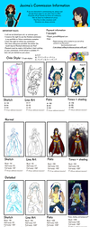 Jexima's Commission information by Jexima