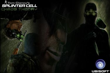Splinter Cell Chaos Theory by rodvcpetrie