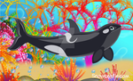 Willy in Orca maker! by Dolphingurl21stuff
