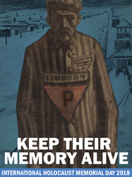 Remember the Holocaust by Party9999999