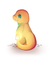Charmander by Crpytic