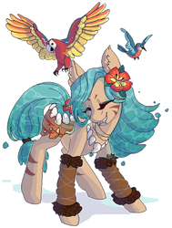 [RAFFLE PRIZE] Place II - Tiger Lily by Violet-ERA
