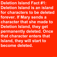 Deletion Island Fact #1 by Mario1998