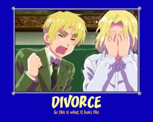 FrUk: Divorce by NiniIs1