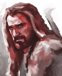 Thorin portrait by Xenelith