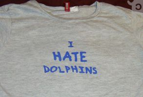 I hate dolphins by coconut-lane
