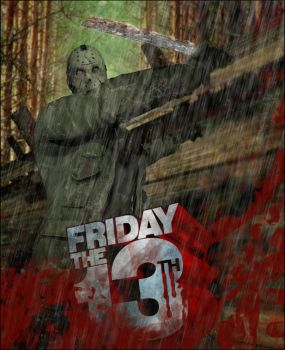 Friday the 13th by rikomortis