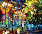 Gone With The Rain by Leonid Afremov